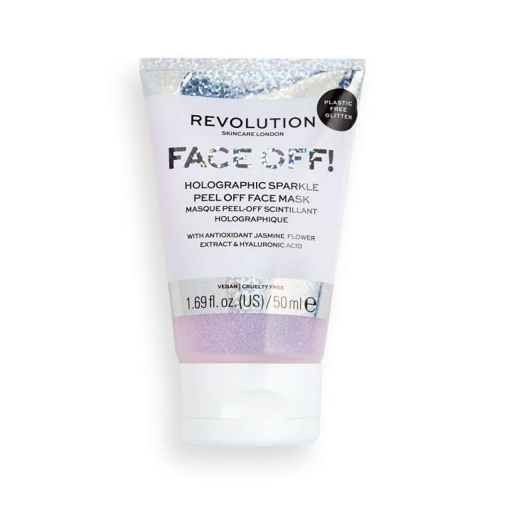 Gesichtsmaske - Face Off! Holographic Sparkle Peel Off Face Mask