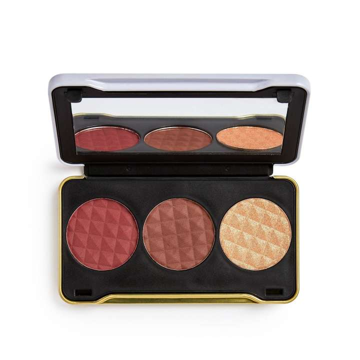 Revolution X Patricia Bright Face Palette