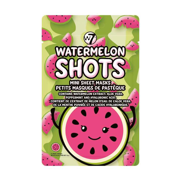 Watermelon Shots Mini Sheet Masks