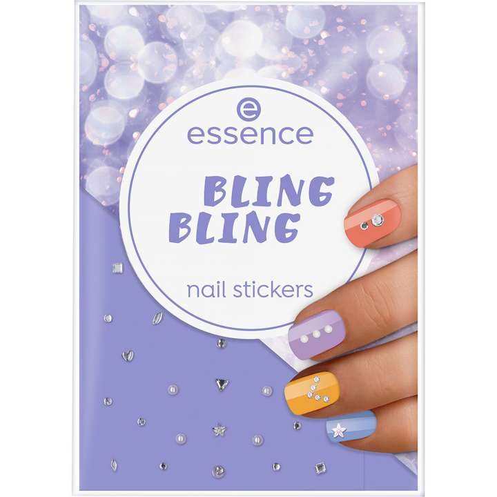 Bling Bling Nail Stickers