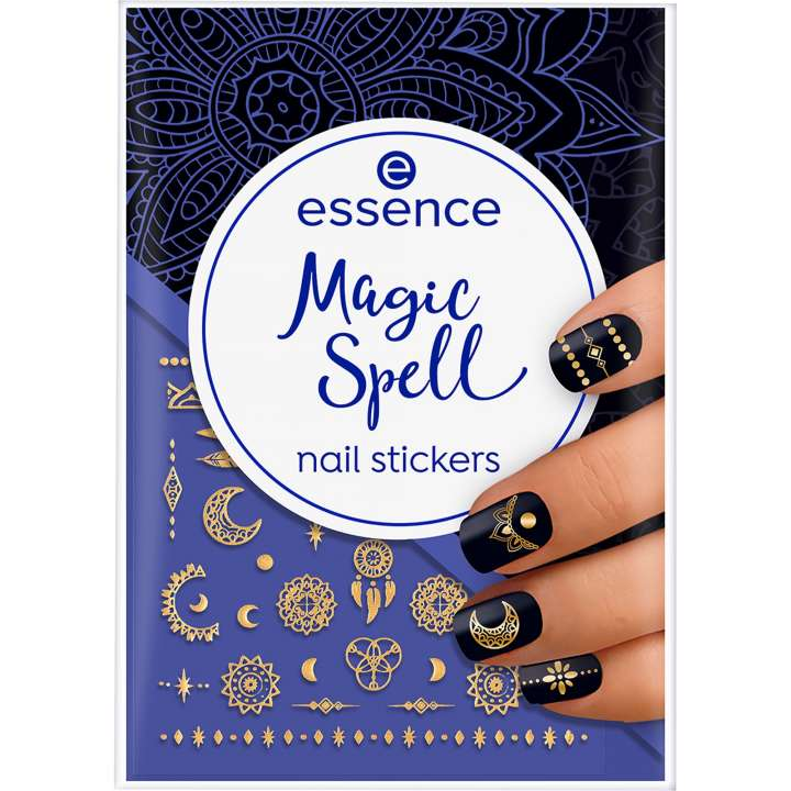 Magic Spell Nail Stickers