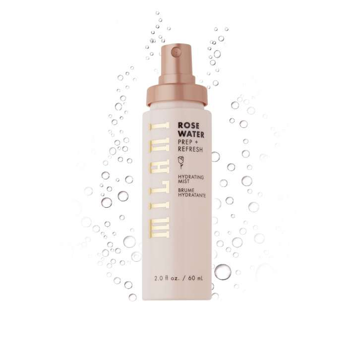 Gesichtsprimer & Pflegespray - Rose Water Prep + Refresh Hydrating Mist