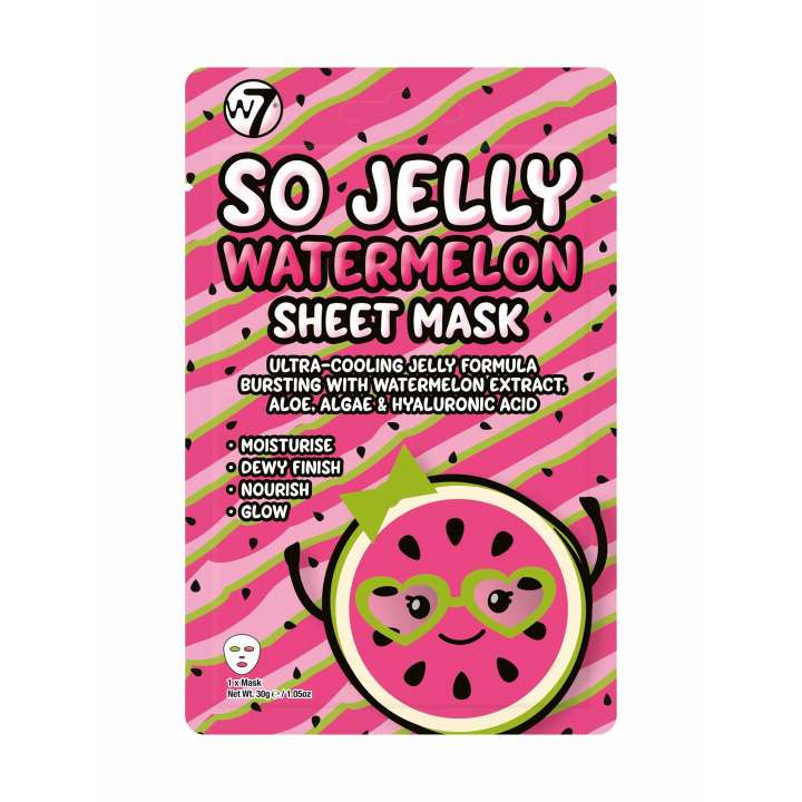 So Jelly Watermelon Sheet Mask
