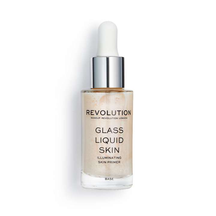 Base de Teint - Glass Liquid Skin - Illuminating Skin Primer