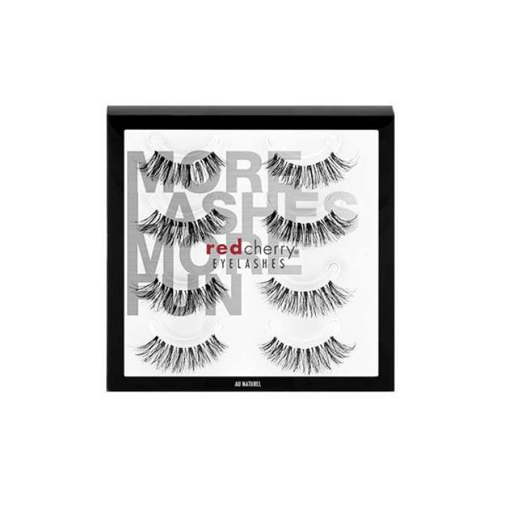 False Eyelash Set - Au Natural