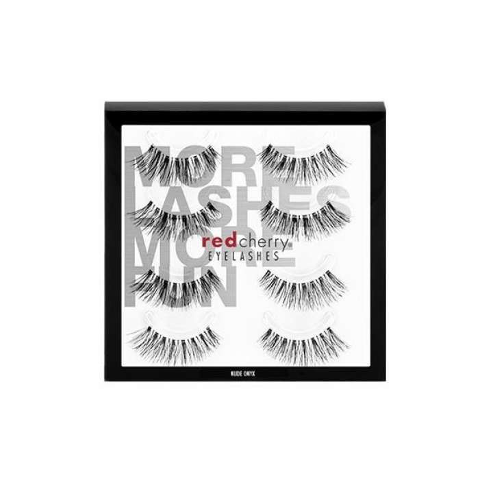 False Eyelash Set - Nude Onyx