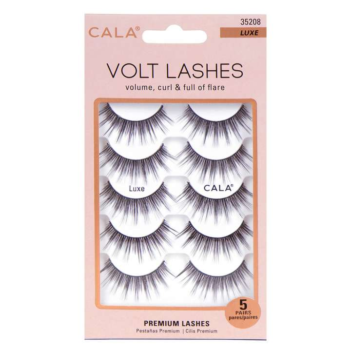 False Eyelash Set - Volt Lashes - Luxe