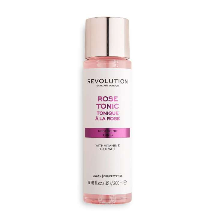 Tonique à la Rose - Rose Tonic
