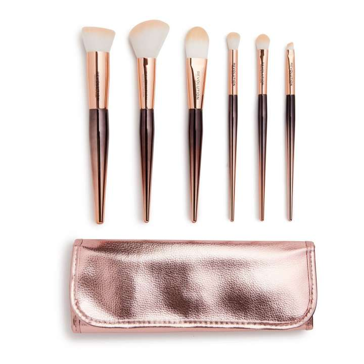 6-Teiliges Pinsel-Set - Make Up Artist Brush Set