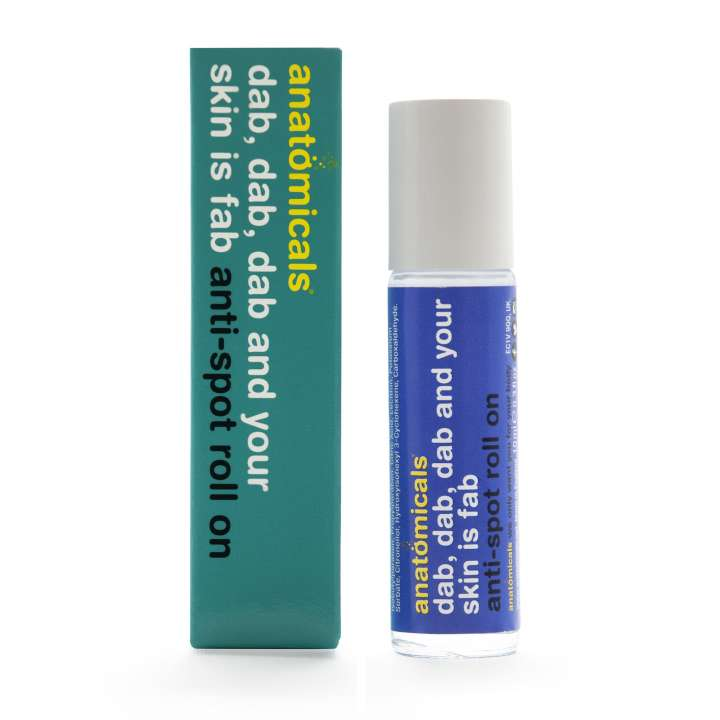 Stylo Anti Bouton - Dab, Dab, Dab And Your Skin Is Fab - Anti-Spot Roll On