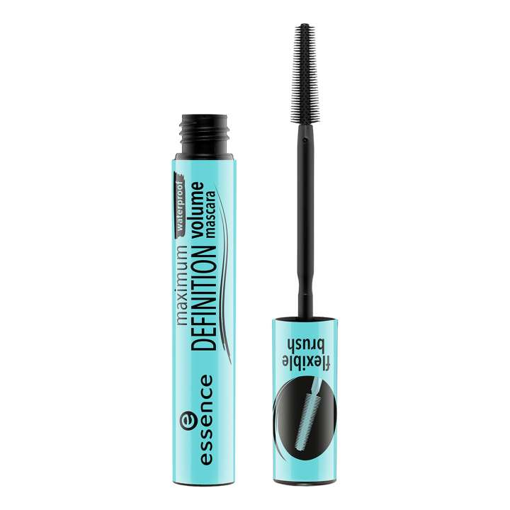 Maximum Definition Volume Mascara Waterproof