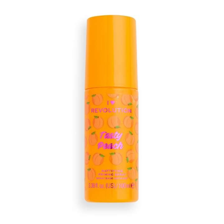 Base de Teint - Tasty Peach Mattifying Priming Spray