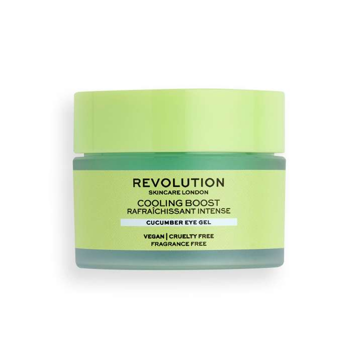 Cooling Boost - Cucumber Eye Gel