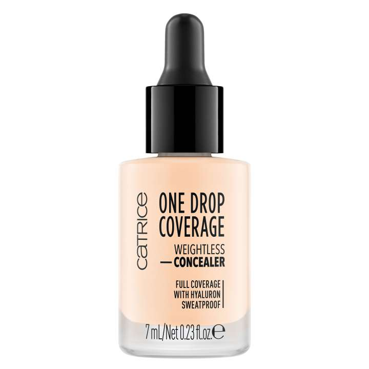 Flüssig-Concealer - One Drop Coverage Weightless Concealer