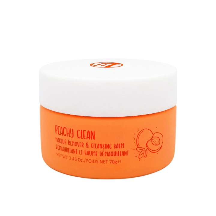 Peachy Clean Makeup Remover & Cleansing Balm
