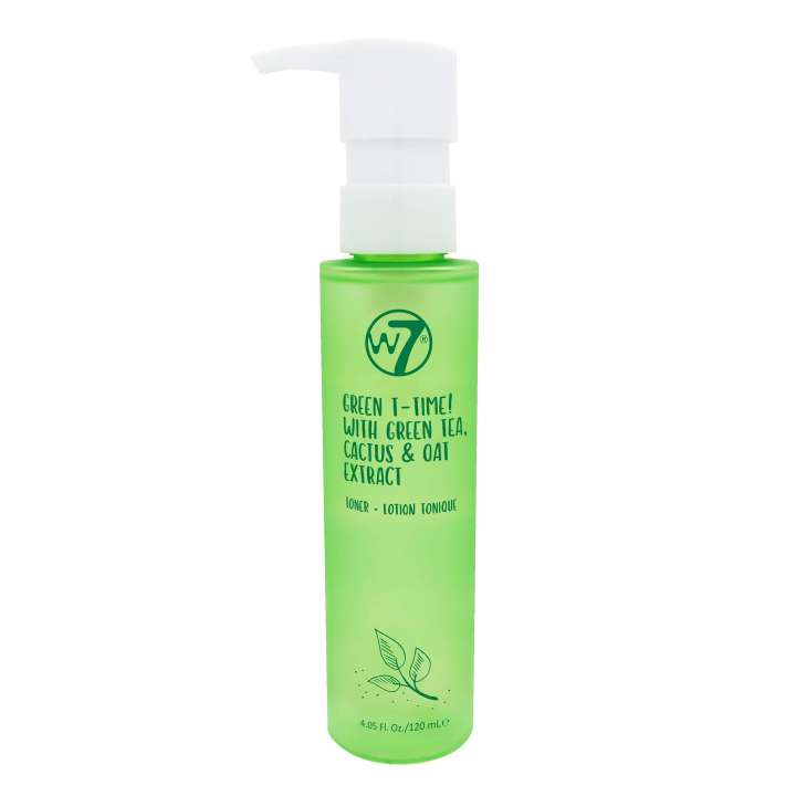 Green T-Time! Face Toner