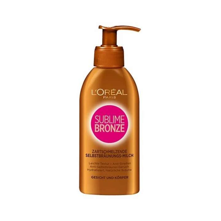 Sublime Bronze - Self Tanning Lotion