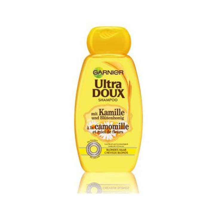 Ultra Doux Shampoo - Camomile & Blossom Honey