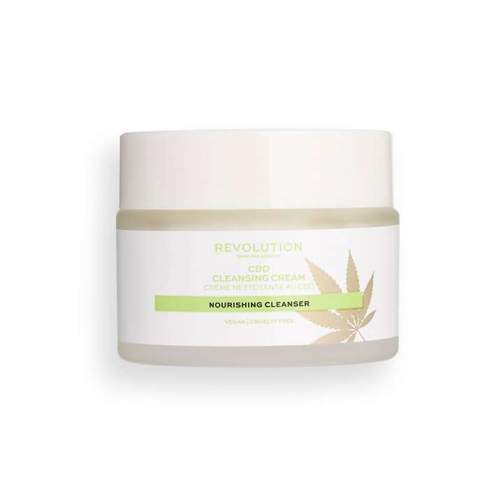 CBD Cleansing Cream