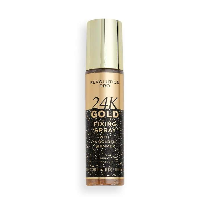 Make-Up Fixierspray - 24K Gold Fixing Spray