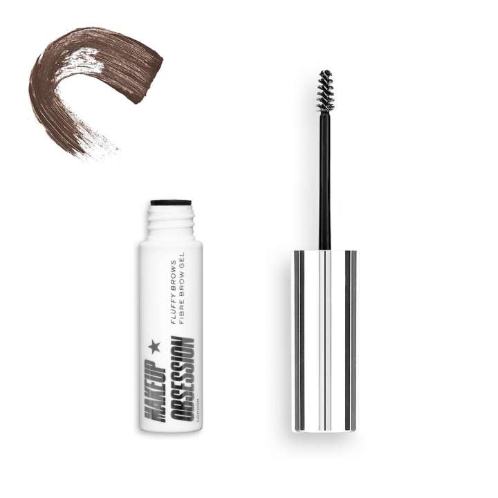 Augenbrauen-Gel - Fluffy Brows Fibre Brow Gel