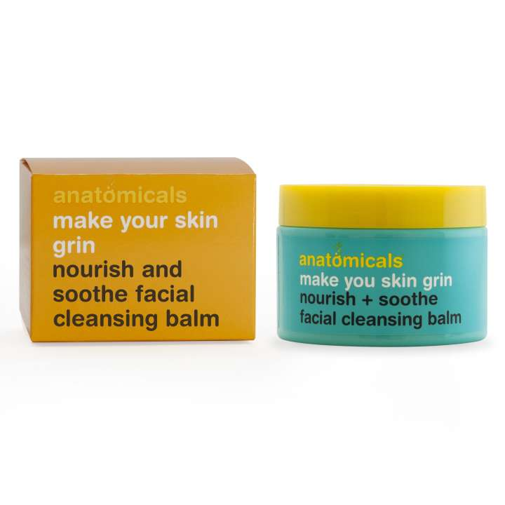 Make Your Skin Grin - Nourish & Soothe Facial Cleansing Balm