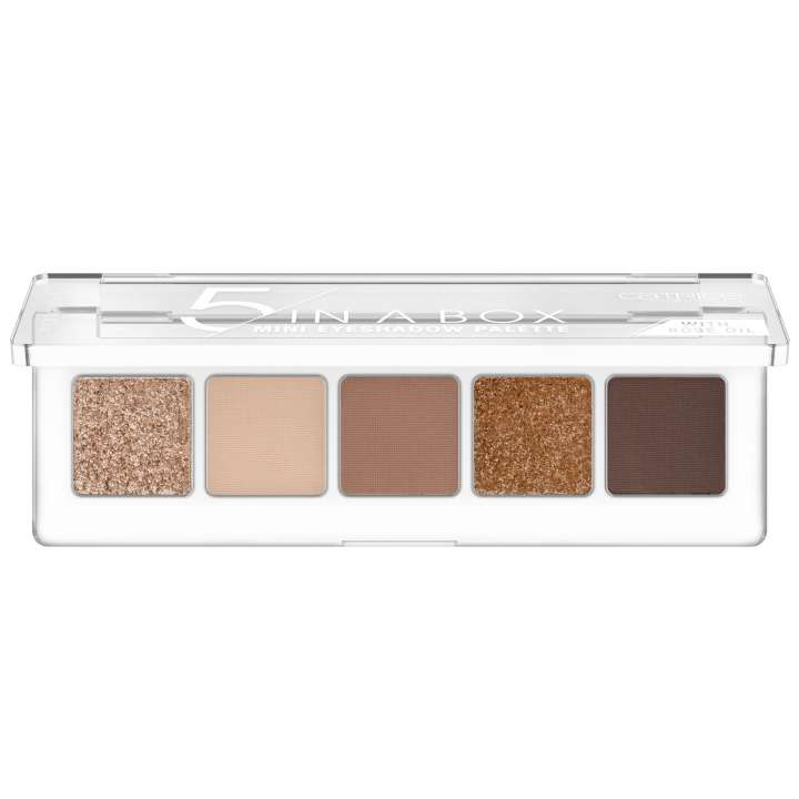 Mini Lidschatten-Palette - 5 In A Box Mini Eyeshadow Palette