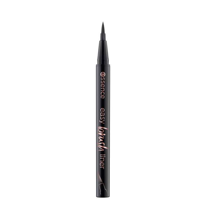Flüssig-Eyeliner - Easy Brush Liner