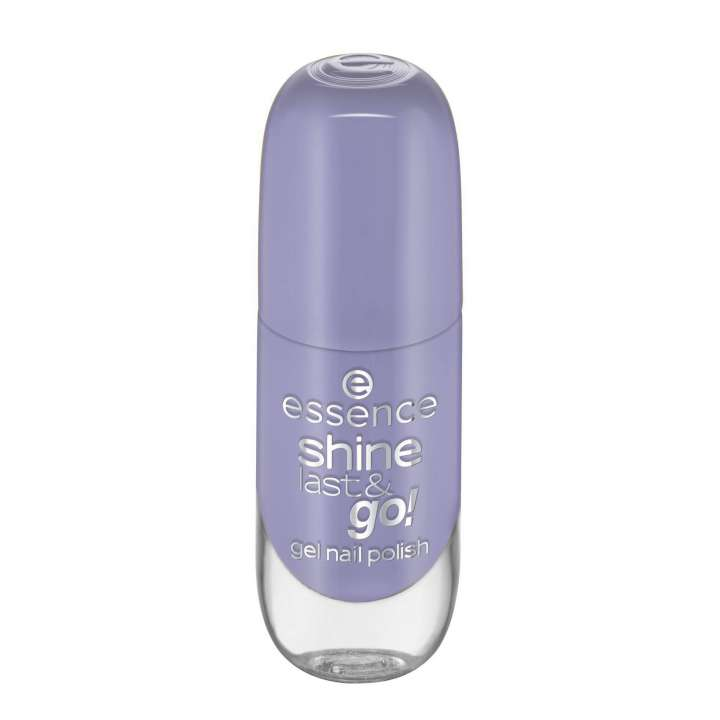 Gel-Nagellack - Shine Last & Go! Gel Nail Polish