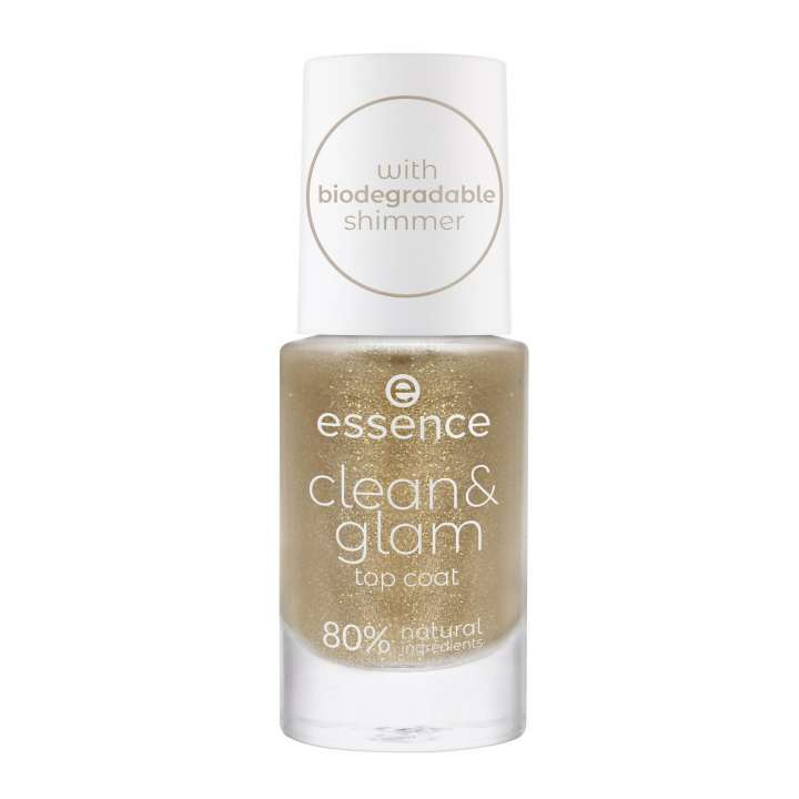 Clean & Glam Top Coat