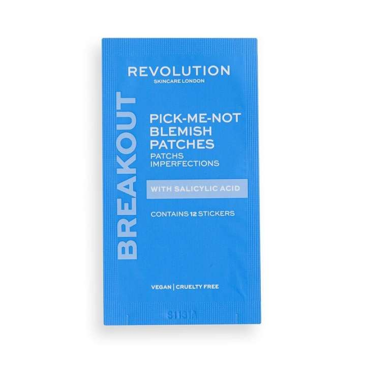 Pick-Me-Not Blemish Patches (60 Stück)