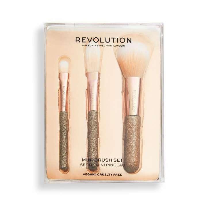 3-Teiliges Mini Pinsel-Set - Mini Brush Set
