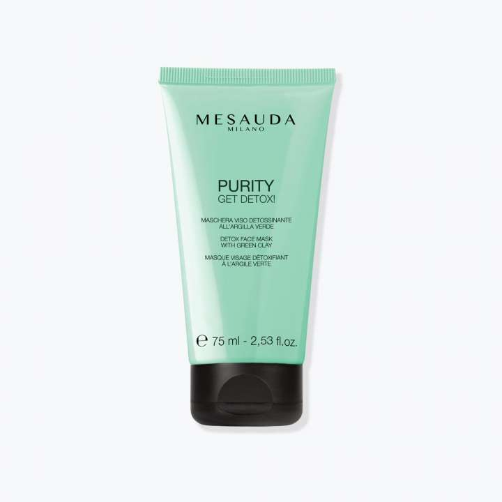 Masque de Beauté - Purity Get Detox!