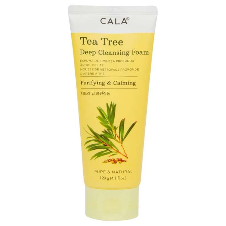 Tea Tree Deep Cleansing Foam
