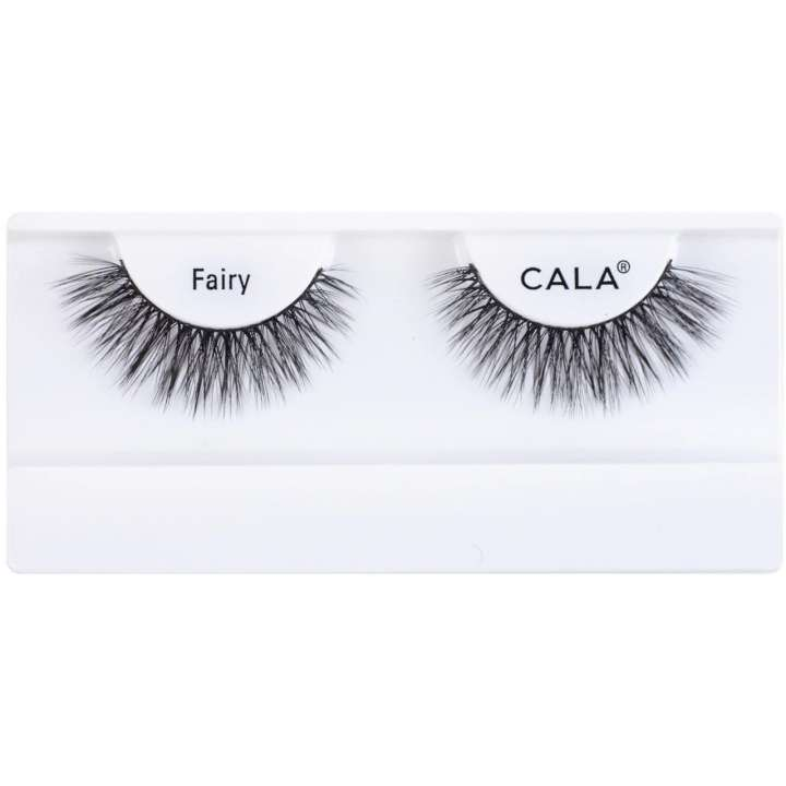 False Eyelashes - 3D Faux Mink Lite - Fairy
