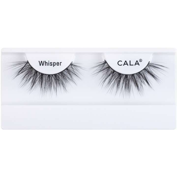 False Eyelashes - 3D Faux Mink Lite - Whisper