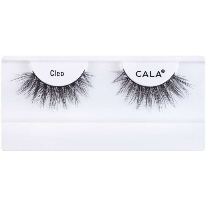 False Eyelashes - 3D Faux Mink Lite - Cleo