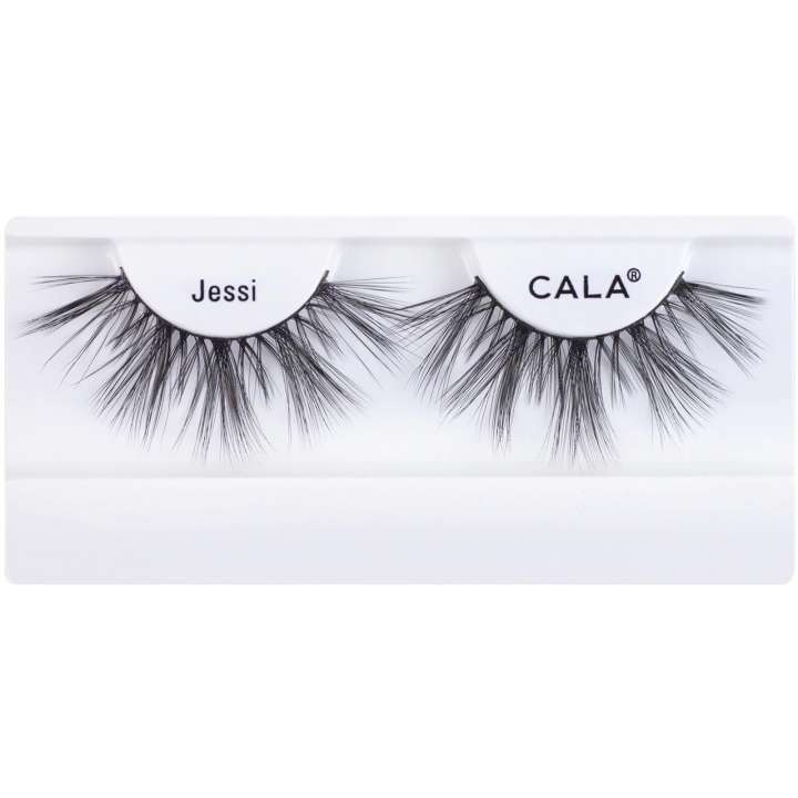 False Eyelashes - 3D Faux Mink Lite - Jessi