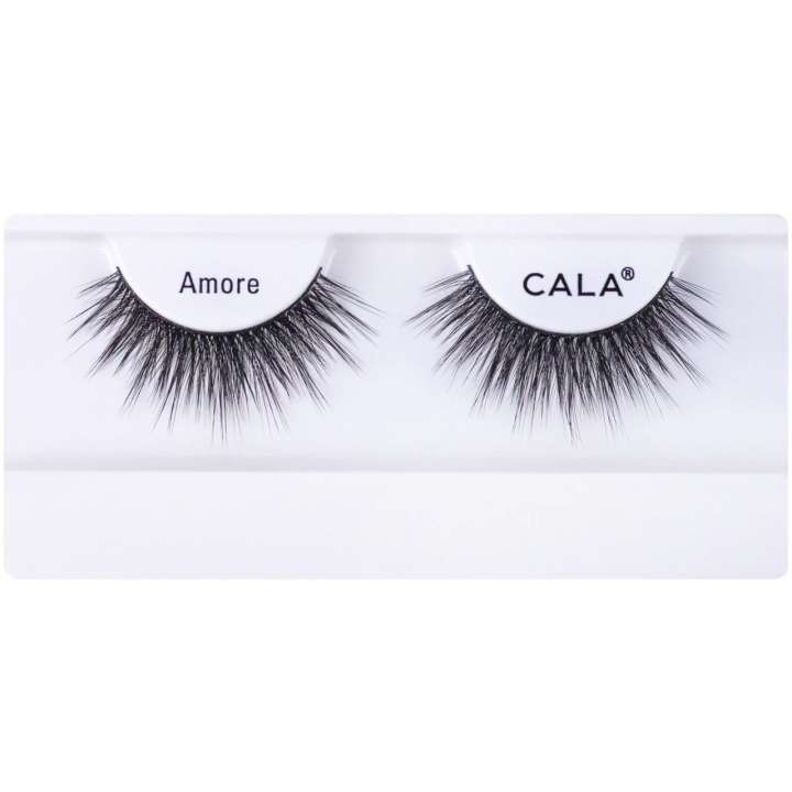 False Eyelashes - 3D Faux Mink Luxe - Amore