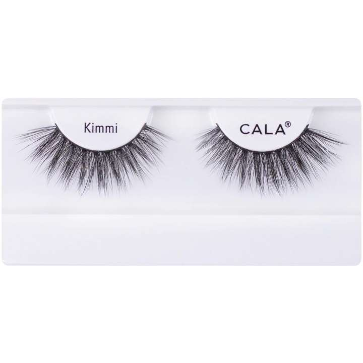 False Eyelashes - 3D Faux Mink Luxe - Kimmi