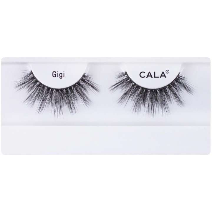 False Eyelashes - 3D Faux Mink Luxe - Gigi