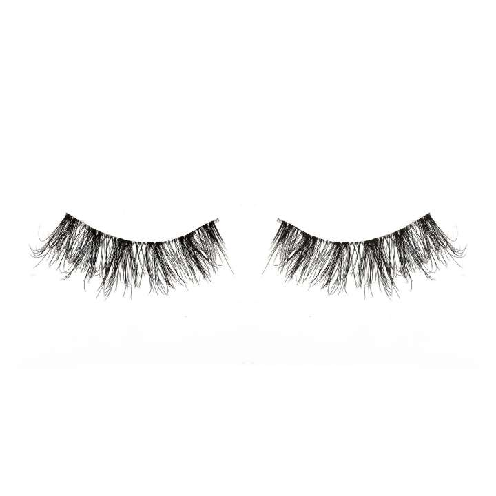 False Eyelashes - 3D Faux Mink Collection - Wispy