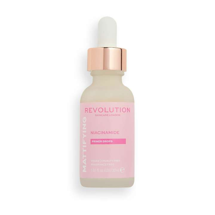 Base de Teint - Mattifying Niacinamide Priming Drops
