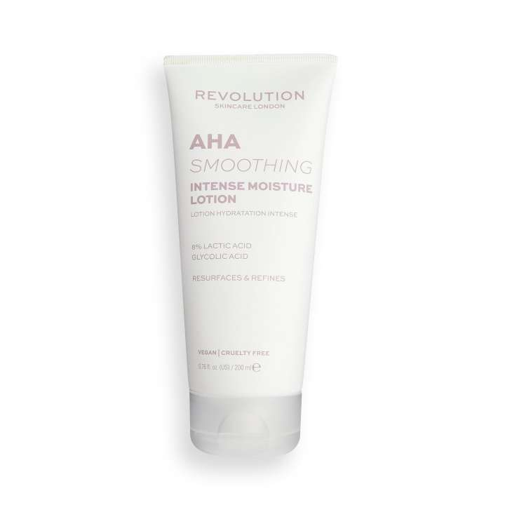 AHA Smoothing Intense Moisture Lotion