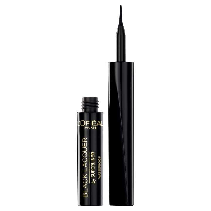 Flüssig-Eyeliner - Black Lacquer By Superliner
