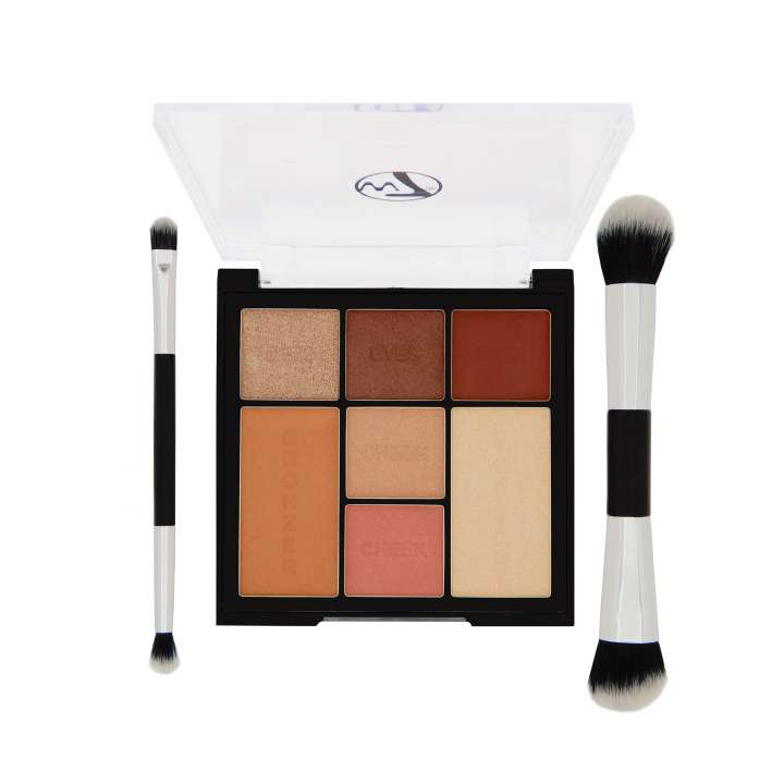 Make-Up Set - Let's Face It! - All-In-One face Palette Set