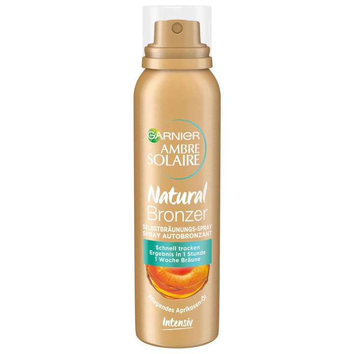 Self Tanning Spray - Natural Bronzer Selbstbräunungs-Spray