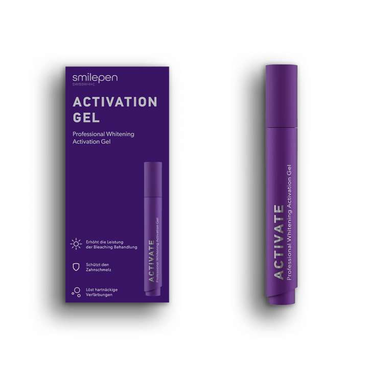 Activation Gel - Professional Whitening Activation Gel
