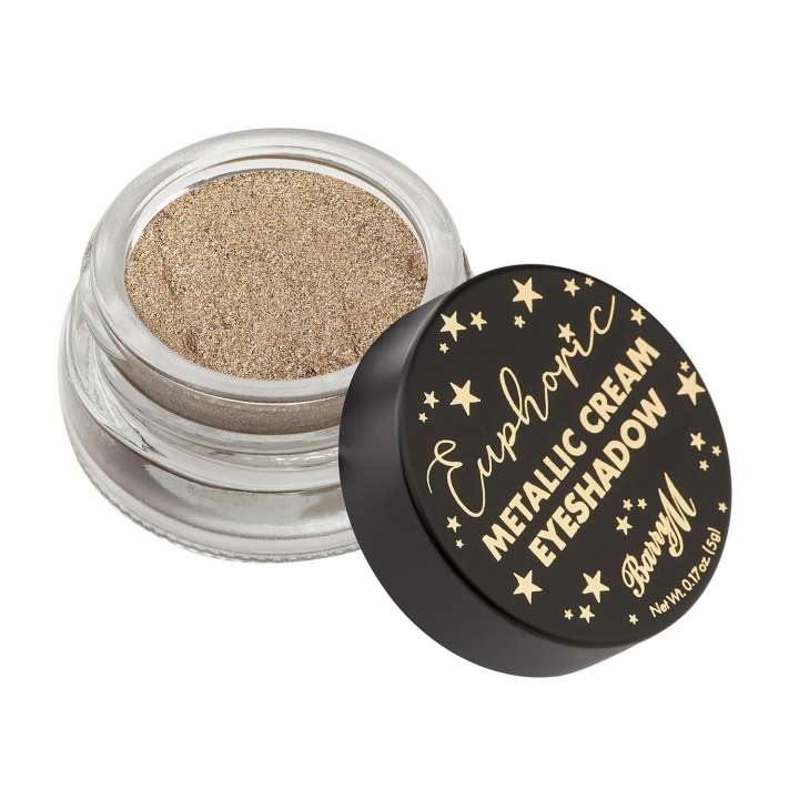 Creme-Lidschatten - Euphoric Metallic Eyeshadow Cream