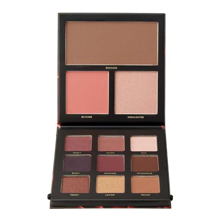 Make-Up Palette - Velvet Multi-Purpose Palette